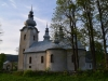 Church in Labova, Poland